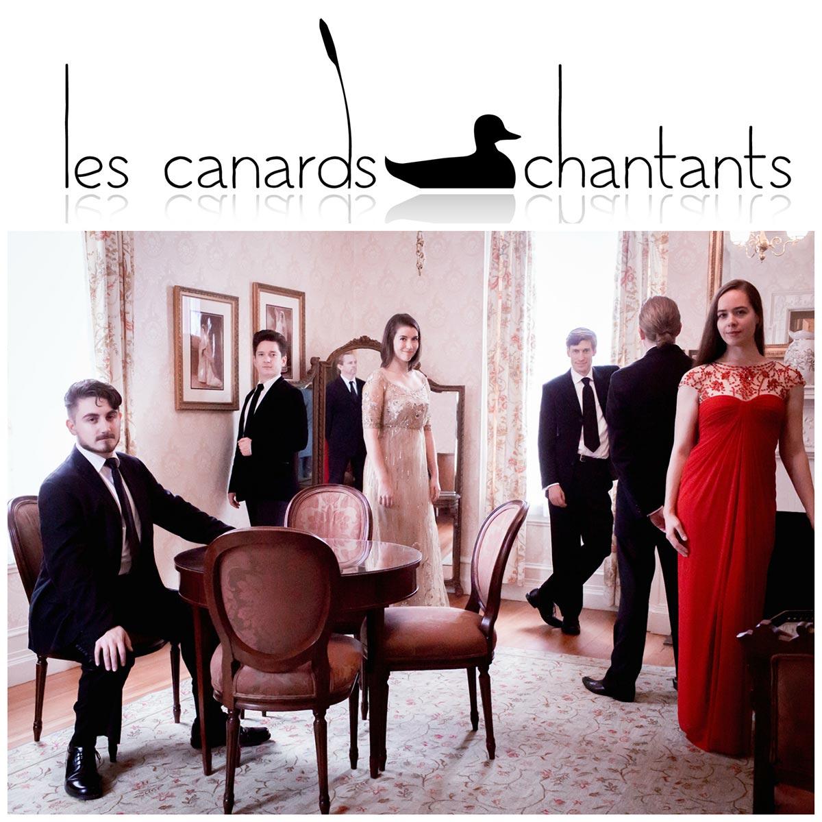 LES CANARDS CHANTANTS