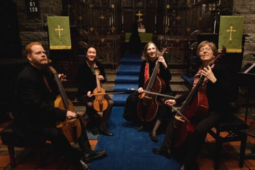 Concert - Voices of the Viol